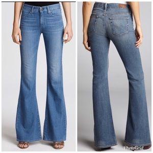 AG The Farrah 70's Bell Bottom Jeans